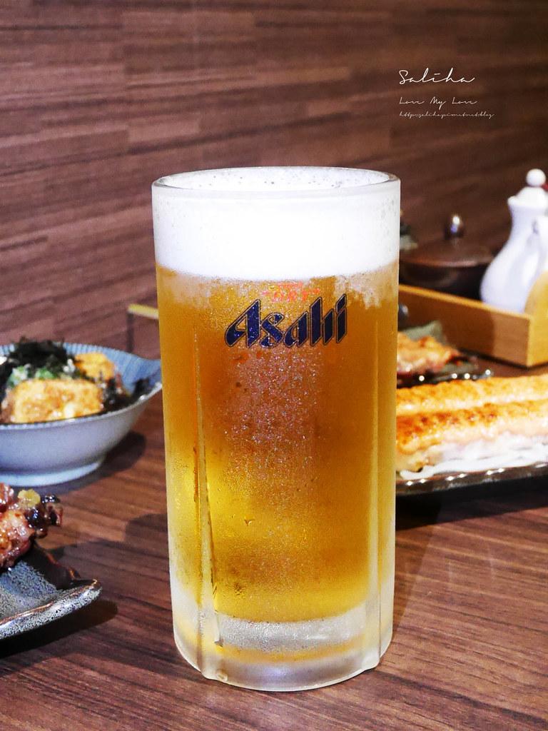 新北板橋運動餐廳酒吧小酌聚餐禾野坊日式居酒屋串燒日本料理生魚片好吃 (1)