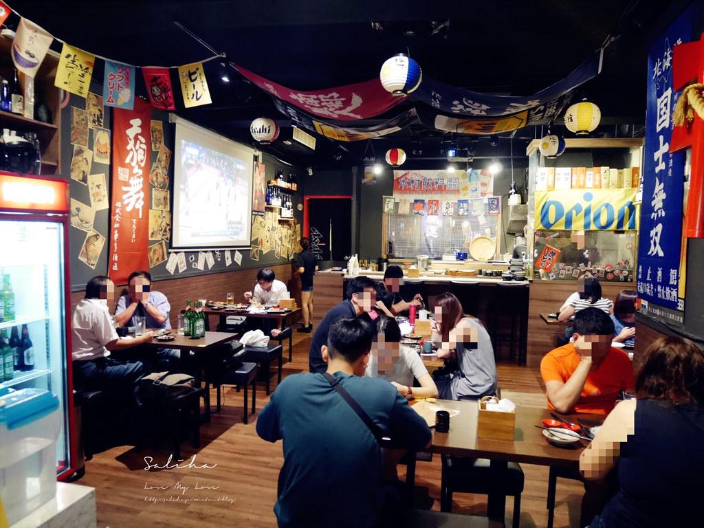 新北板橋好吃美食餐廳推薦禾野坊小酌串燒百元平價日本料理 (3)
