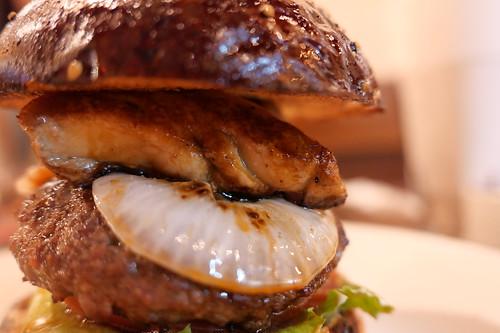 foie gras Rossini Burger