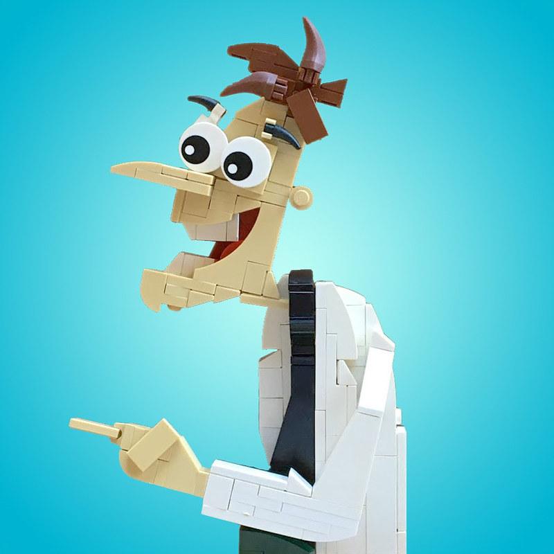 LEGO Doofenshmirtz