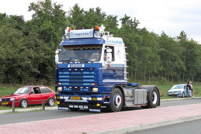 Scania R143H Seegers
