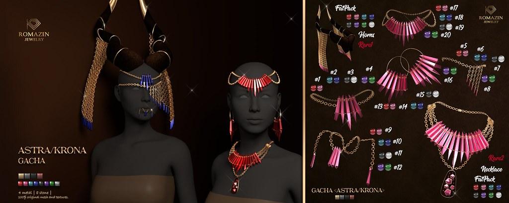Romazin – Gacha <Astra/Krona> – Imaginarium