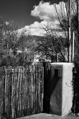 Clouds Over the Gate