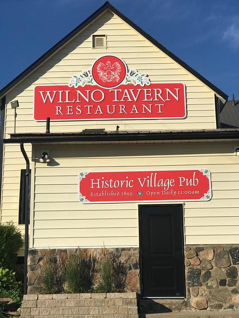 Wilno - the pub