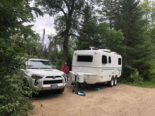 Bonnechere - second campsite
