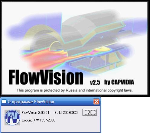 FlowVision 2.5.04 x86 x64 full