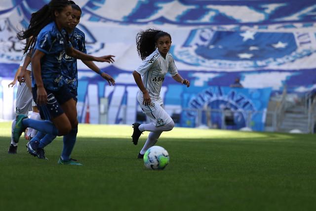 Cruzeiro x Grêmio - Brasileirão Feminino 2020 - 29/08/2020