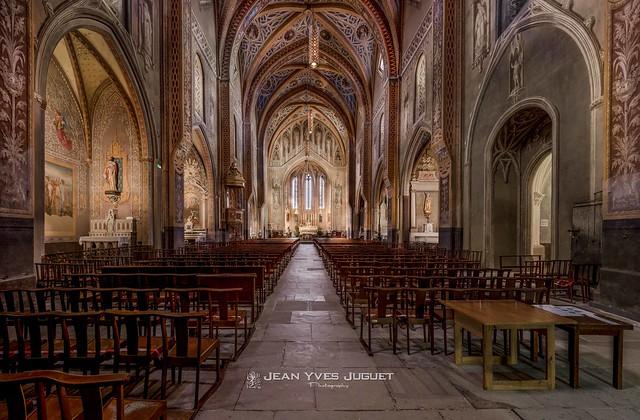 Cathédrale Saint-Alain de Lavaur (France)