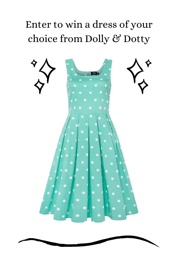 dolly & dotty dress giveaway