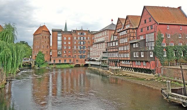Lüneburg am Stint