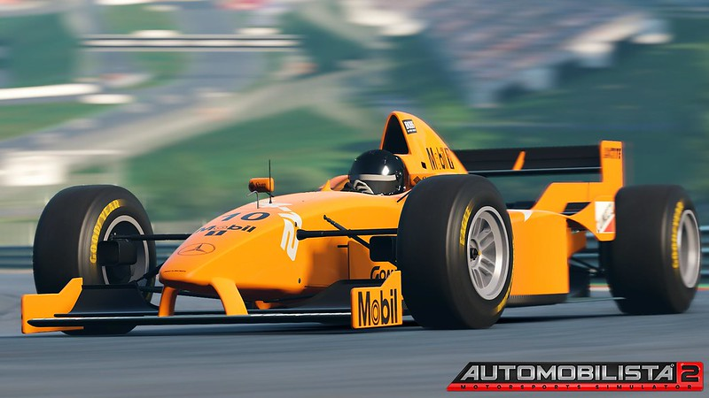 Automobilista 2 - Update V1.0.2.7
