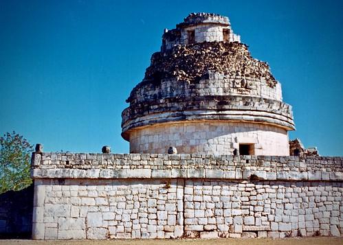 Chichén Itzá - North Temple - 4668