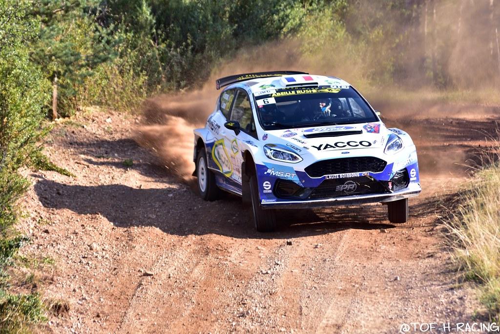 Rallye Terre de Lozère 2020 - Ford Fiesta R5 - Fourmaux
