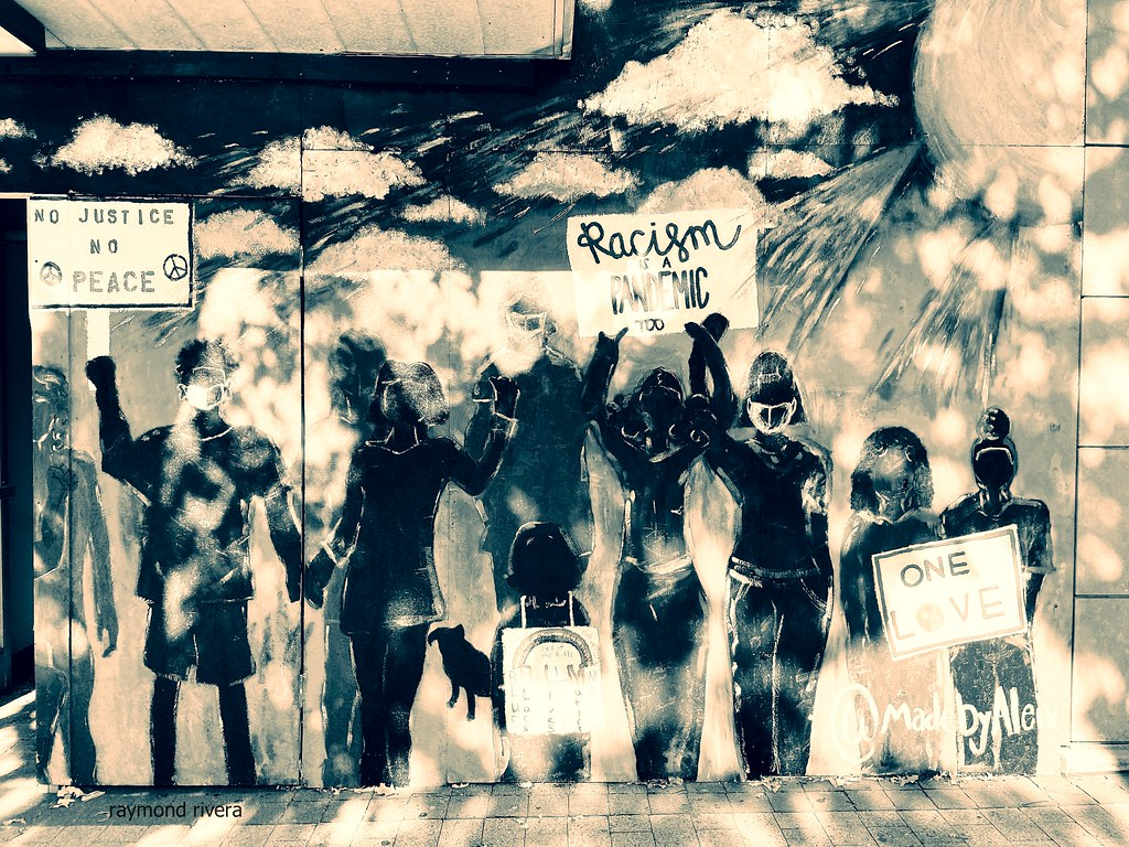 Raleigh, NC 3 months after riots.