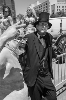 Abe @ The Mermaid Parade-IMG_1130-3 | by djhuisken3