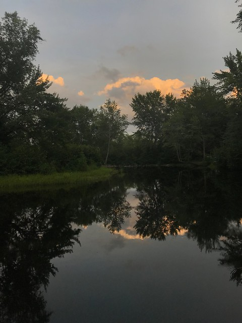 Bonnechere - morning river