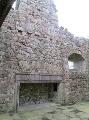 Tolquhon Castle Interior
