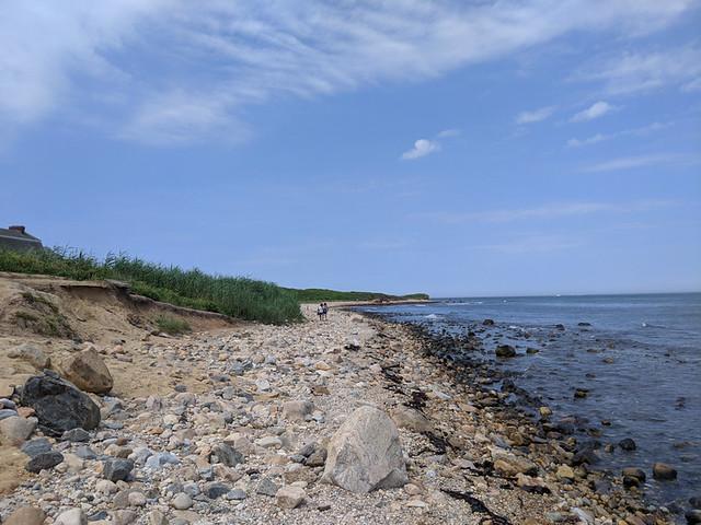 Montauk Lighthouse beach