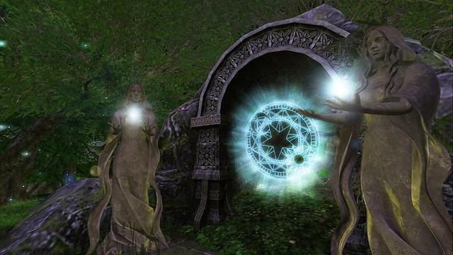 Mystical Portal