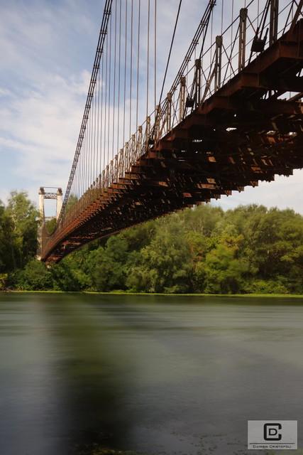 Sorgues : Pont des Arméniers