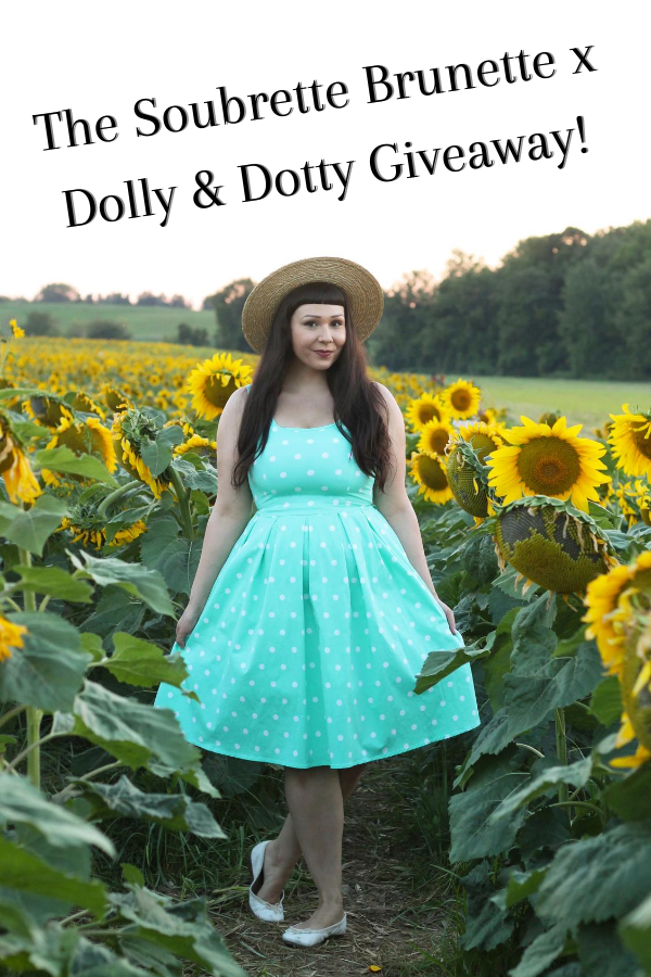 the soubrette brunette dolly and dotty