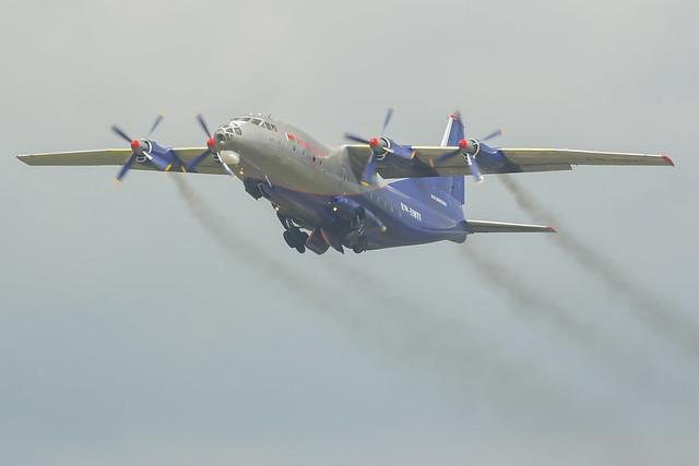 Ruby Star Antonov AN12 EW-338TI