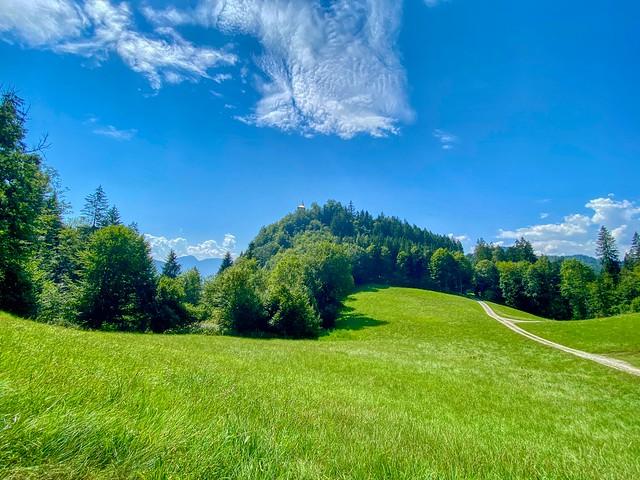 Thierberg in Tyrol, Austria