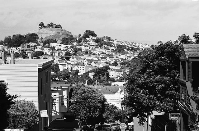 Fairmount Street, Glen Park, San Francisco