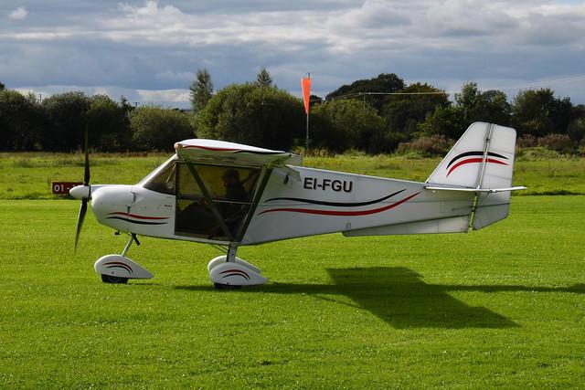 EI-FGU Skyranger 912S