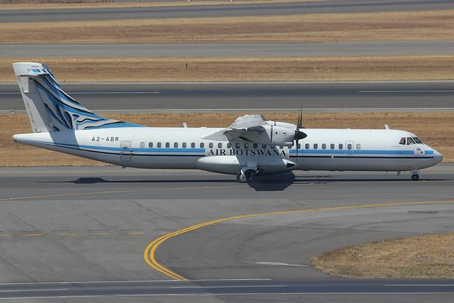 A2-ABR | ATR72-500 | Air Botswana
