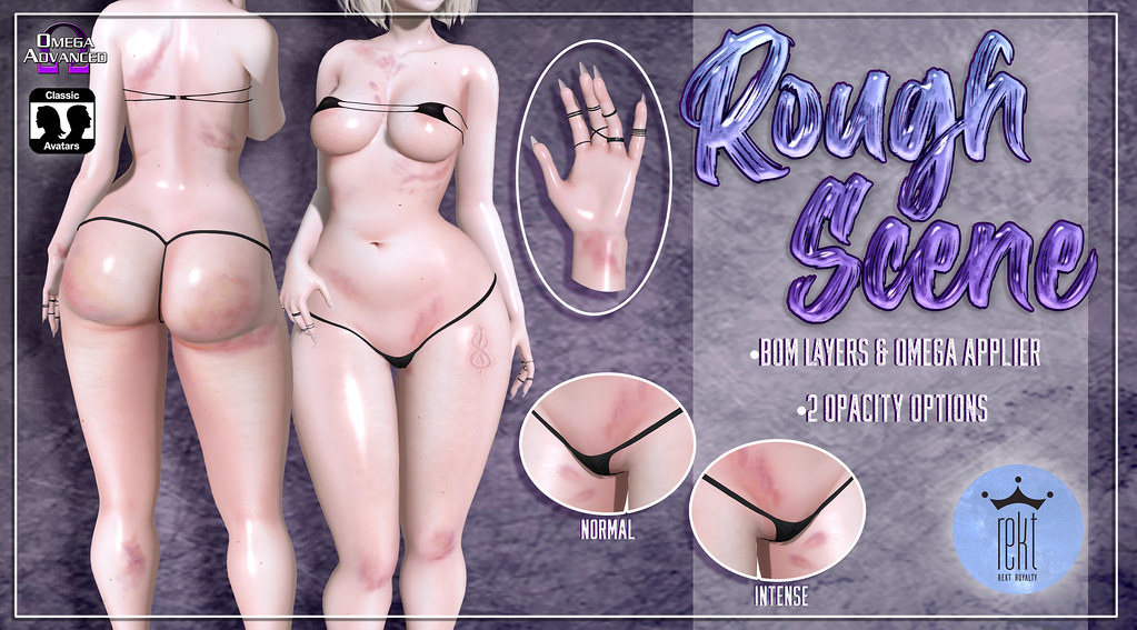 Rekt Royalty – Rough Scene @ Whore Couture