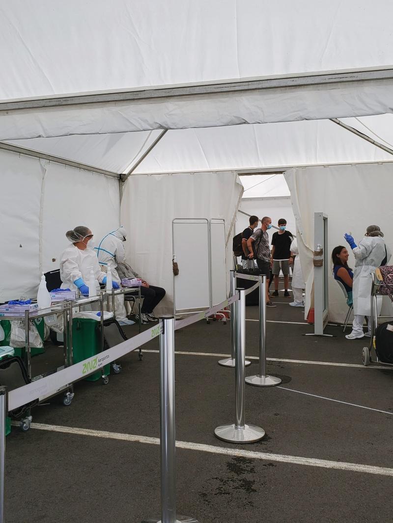COVID Testing Azores