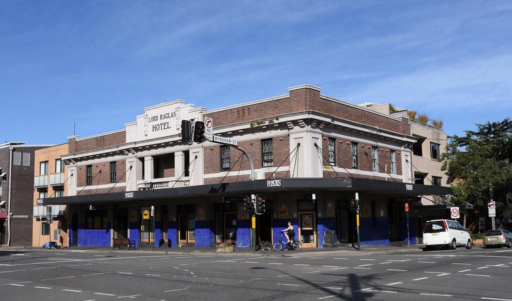 Rocks Brewing Co, Alexandria, Sydney, NSW.