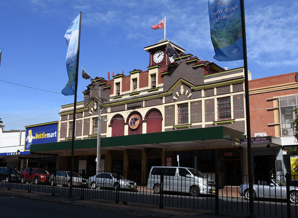 Maroubra Hotel, Maroubra, Sydney, NSW.