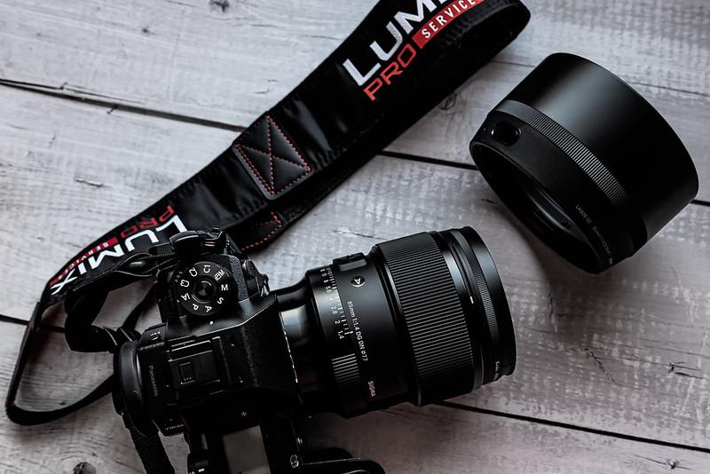 LUMIX S1R + SIGMA 85mm F1.4 DG DN | Art