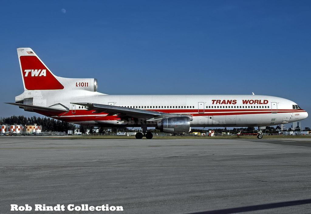 TWA L1011-1 N11004
