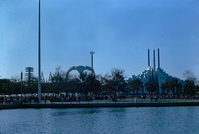 New York Worlds Fair, 1964-65