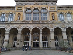 Universität der Künste Berlin, February 2020