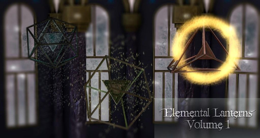 Elemental Lanterns Vol. 1