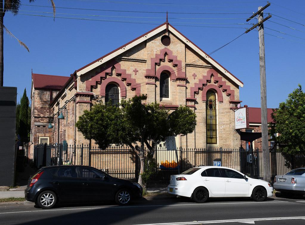 Ex Church, Leichhardt, Sydney, NSW.