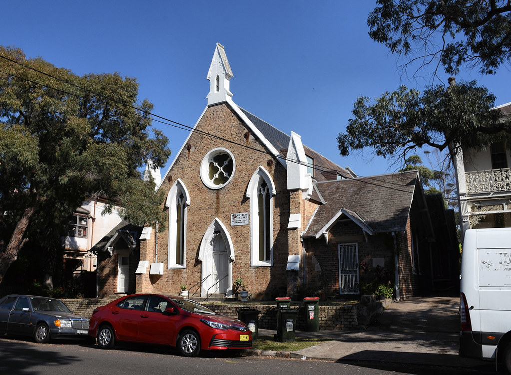 Uniting Church, Petersham, Sydney, NSW.