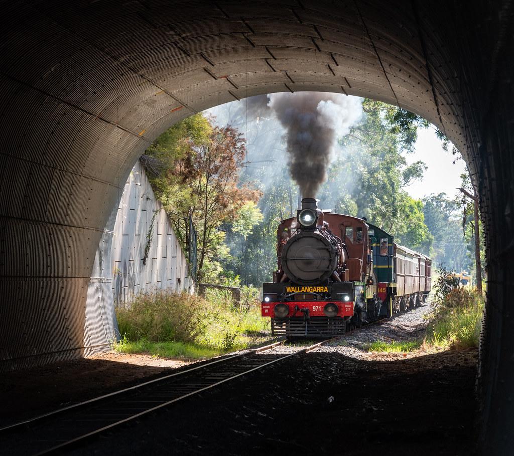 Underpass by Steve Burrows