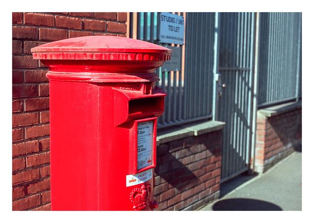 Priority postbox
