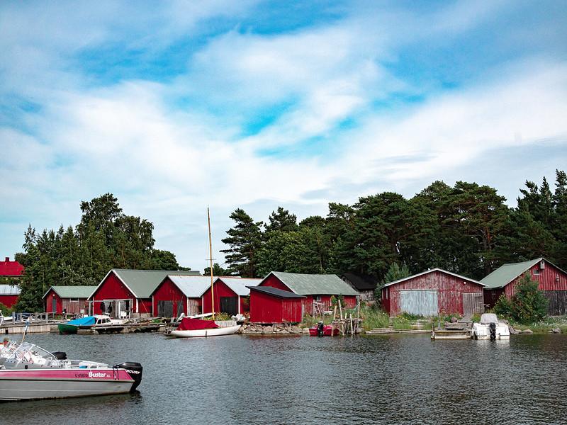 Kaunissaari-kalastajakylä
