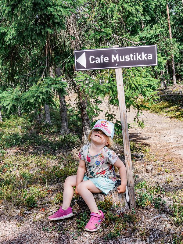 Cafe Mustikka Kaunissaari