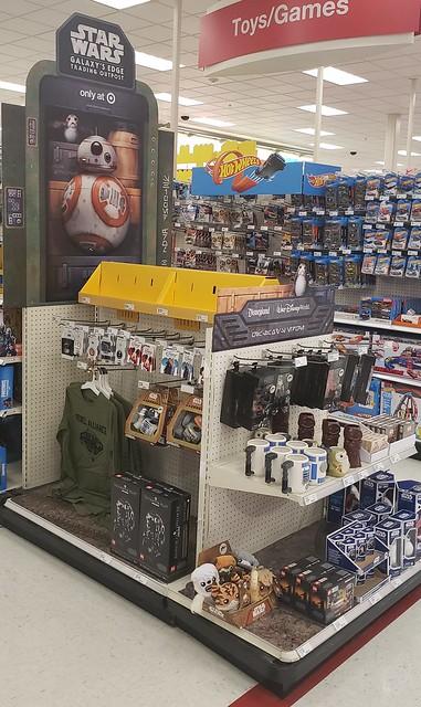 Target Display August 30, 2020