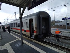 Bad Bentheim station, February 2020