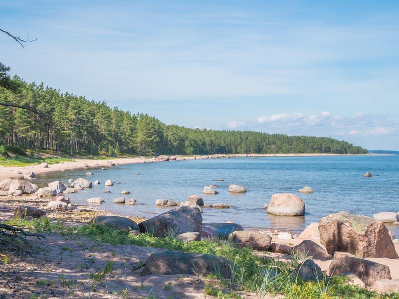 Kaunissaaren hiekkaranta