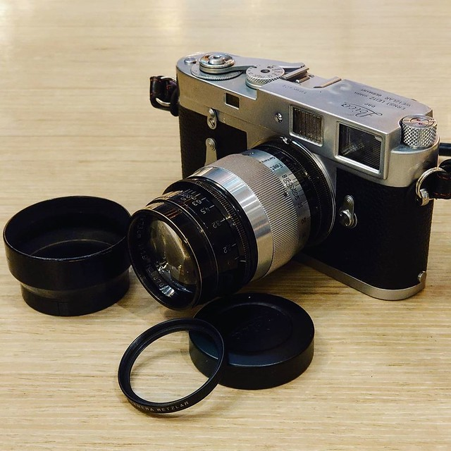 Leica Hektor 7.3cm f1.9 三劍聖之祖