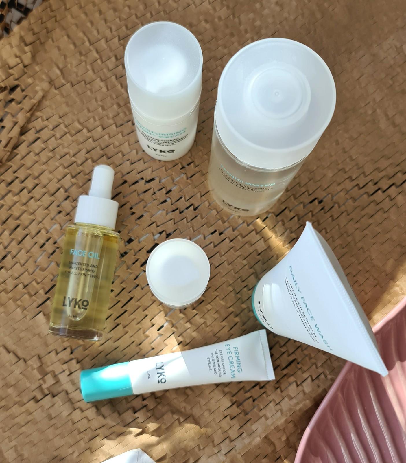 edulliset ihonhoitotuotteet